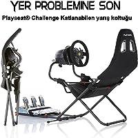 Playseat® Siège de jeu Challenge, Noir