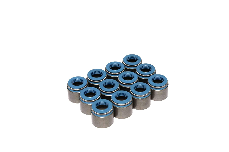 COMP Cams 521-12 Valve Seal 3//8 Viton Metal Body W//.500