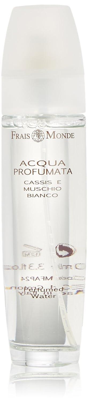 Frais Monde Cassis And White Musk Acqua Profumata - 100 gr 61860