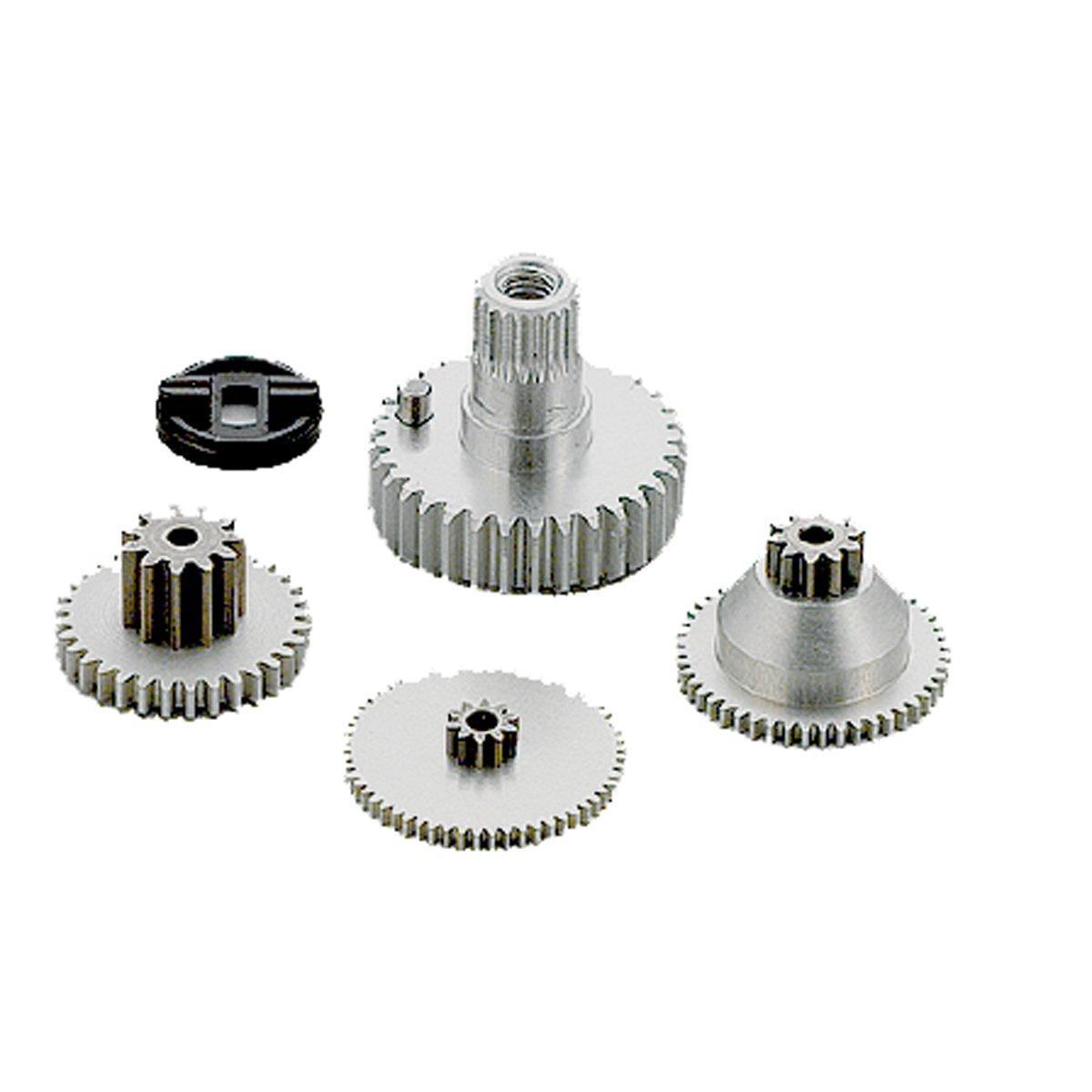KO Propo Aluminum Gear Set RSx1//3-12