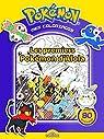 Mes coloriages Pokémon - Les premiers Pokémon d'Alola par Pokémon