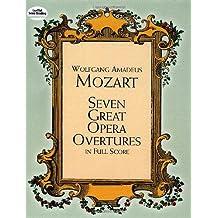 Seven Great Opera Overtures in Full Score
