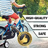 ENTRY CONCEPTS Heavy Duty Training Wheels for