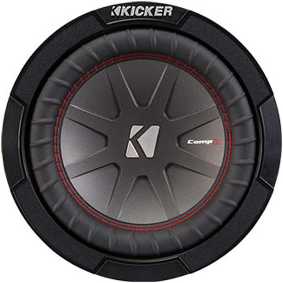 Kicker CompR 8 4-Ohm Subwoofer 43CWR84