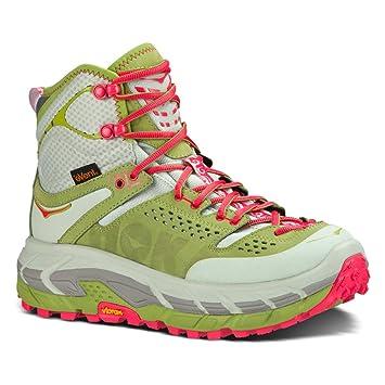 Hoka One One Tor Ultra Hi WP Running Shoe - Women's Fog Green/Olive 8.5
