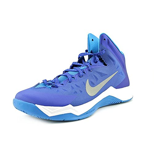 pretty nice d6a6a 09574 Image Unavailable. Image not available for. Color  Nike Zoom Hyperquickness  GRFX Mens Size 11 Red Basketball Shoes