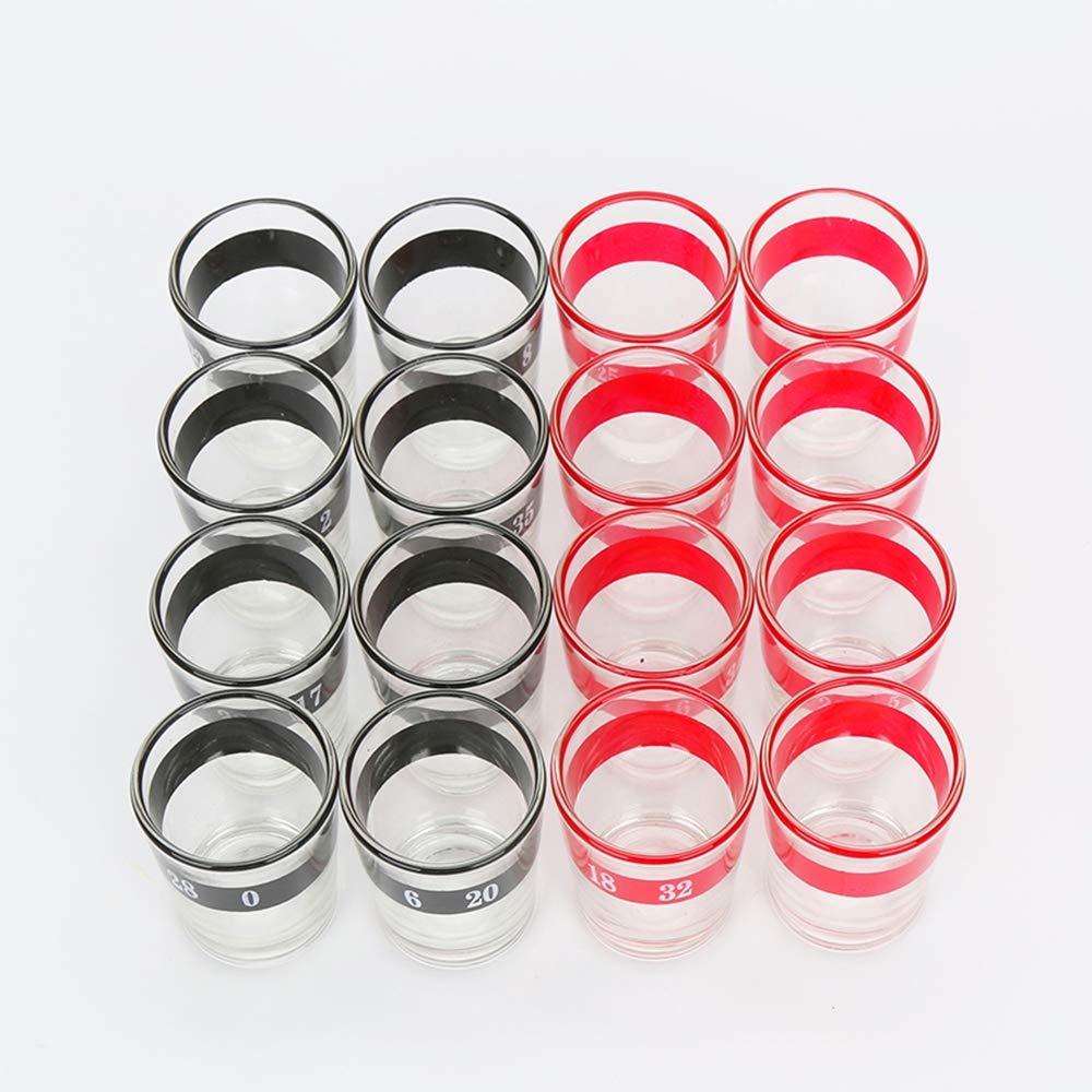 rot KnitPro Strickliesel Passion Red Strickliesl Holz 22x11x5 cm
