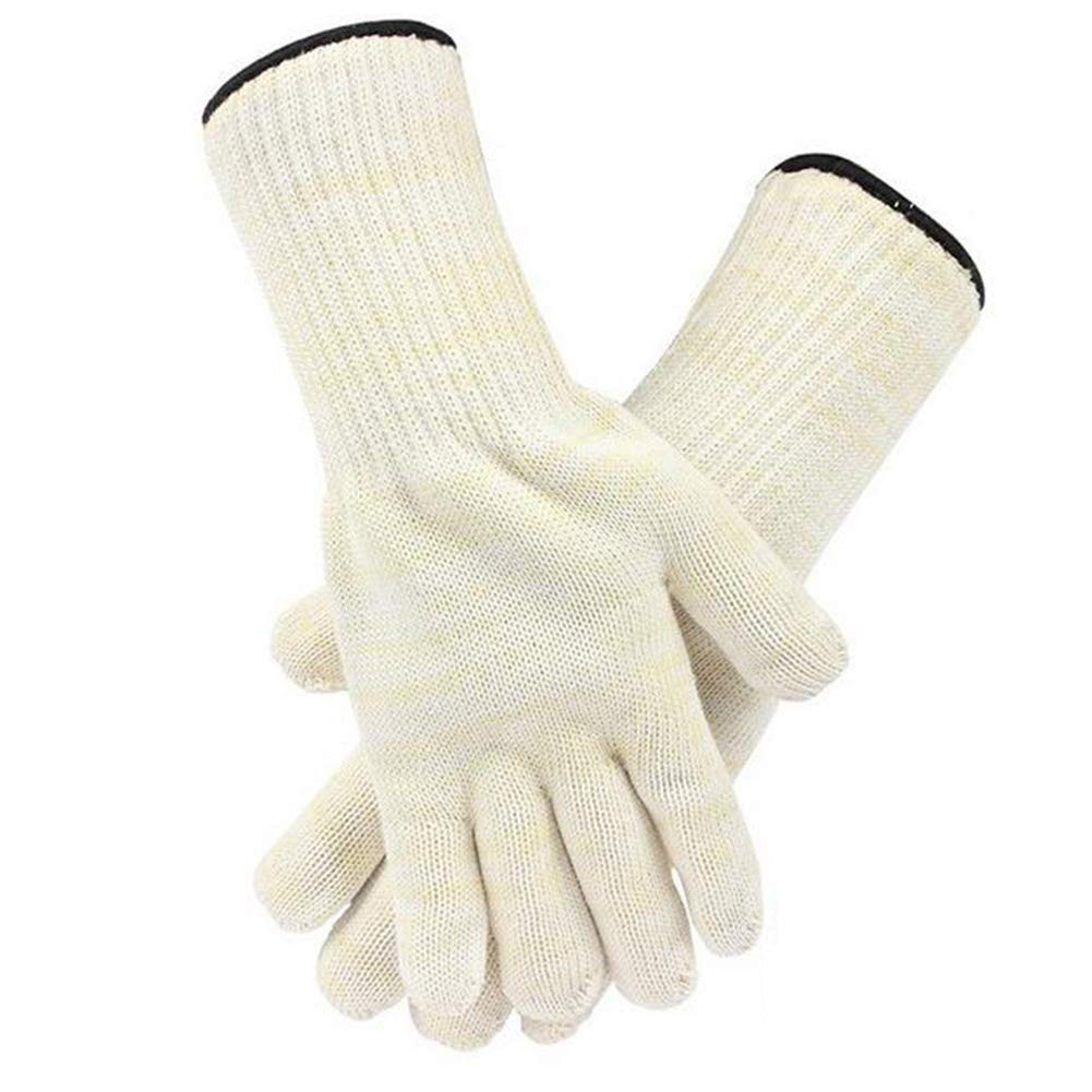 IRVING Heat/Fire Resistant Factory Gardening Protective Work Glove by IRVING