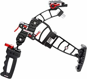 Amazon Com Zacuto Z Dmr Marauder Foldable Camera Rig