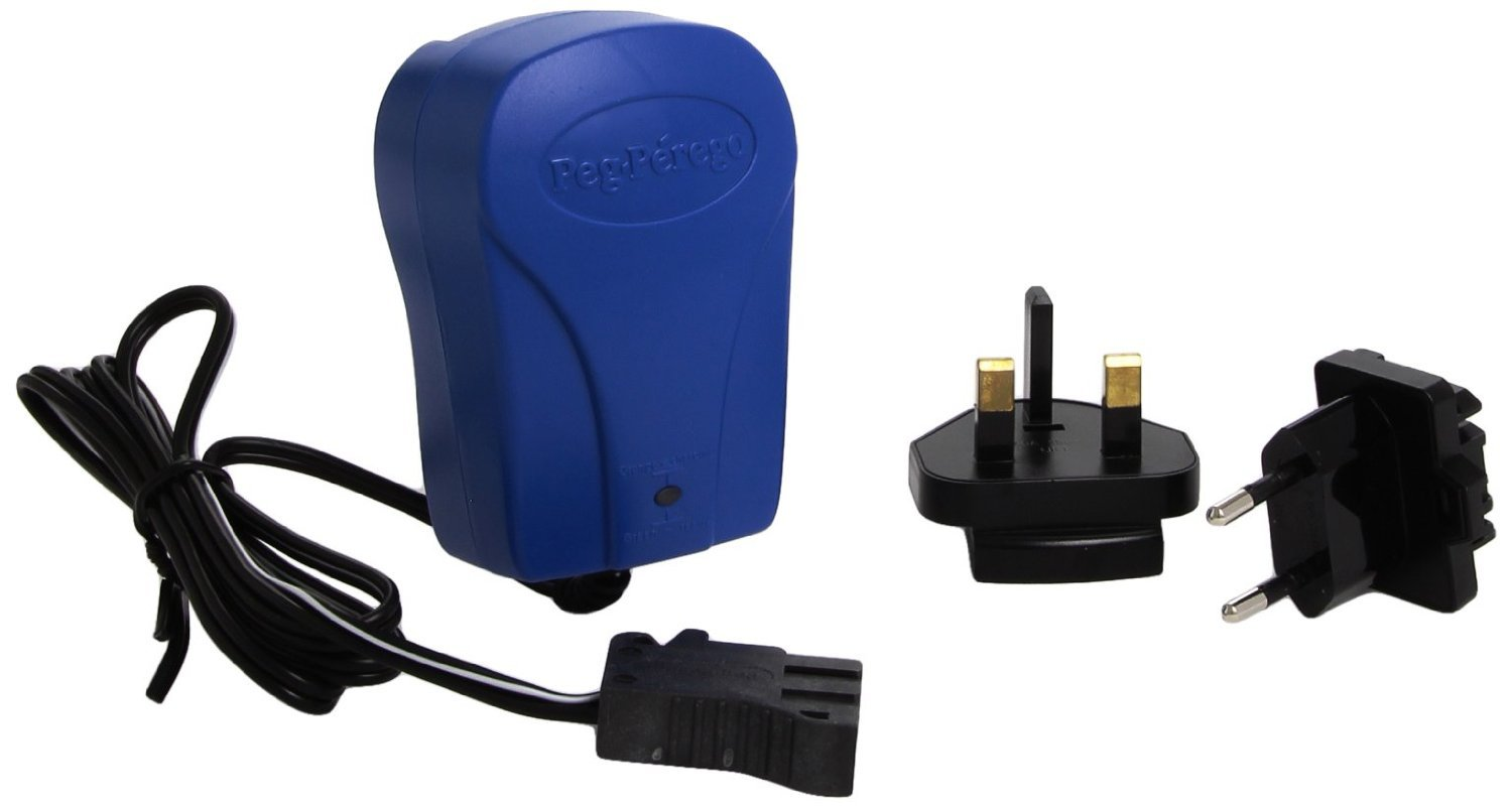 Peg Perego S.p.A Y/CB0302 - 12 V Charger for Battery,  Vehicles