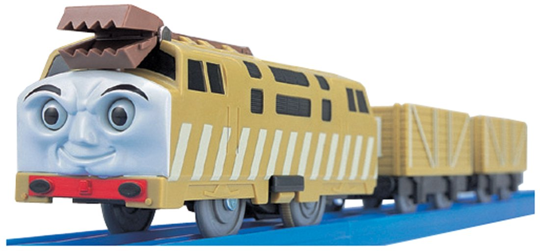 Plarail - THOMAS & FRIENDS: TS-09 Plarail Diesel 10 (Model Train)