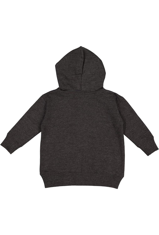 Rabbit Skins Infant Fleece Long Sleeve Full Zip Hooded Sweatshirt with Pouch Pockets 12 Months Vinatge Smoke