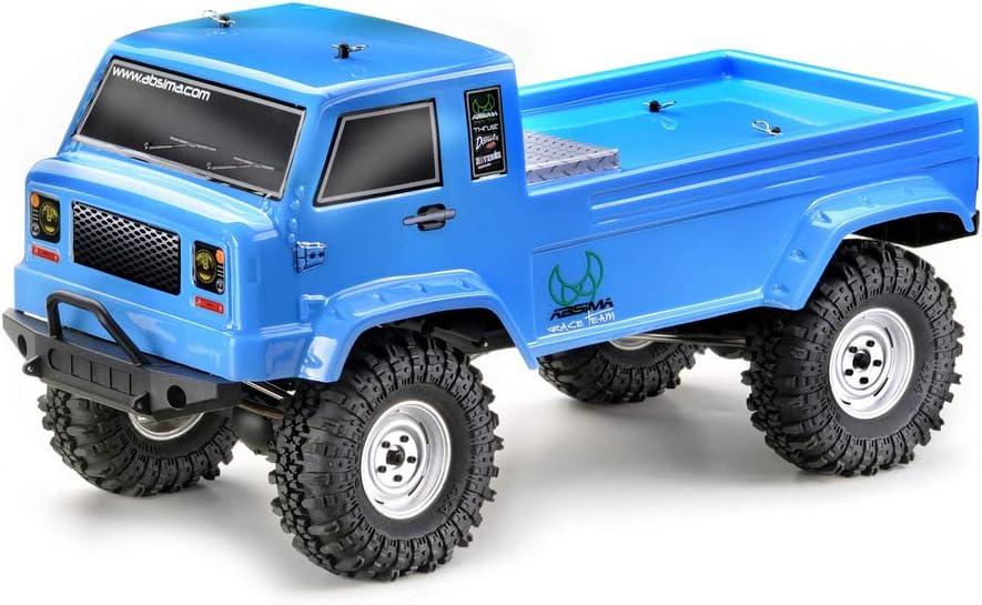 Absima 12003 1 10 Ep Crawler Cr2 4 Petrol Rtr Inkl Gratis Jeep Karosserie Spielzeug