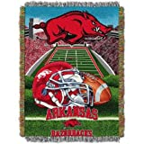Northwest Arkansas Razorbacks 48'' x 60'' Tapestry Throw Blanket - Home Field Advantage Series