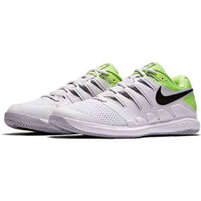 info for cf6f6 613c0 NIKE NikeCourt Air Zoom Vapor X HC - UK 8 - AA8030-001  Amazon.co.uk  Shoes    Bags