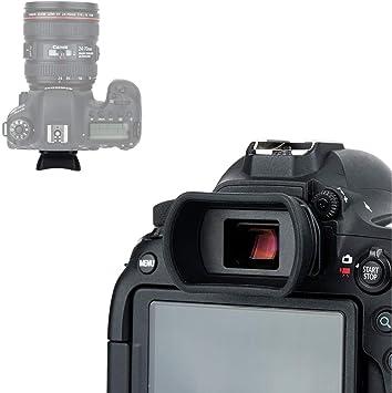 El ocular 18 mm Taza del ojo para Canon Rebel T5i T5 T4i T3i T2i Xti Xsi T1i XS 5D Mark II