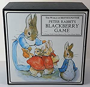 The World of Beatrix Potter - Peter Rabbits Blackberry Game