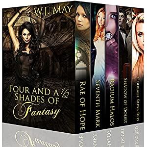 Four and a Half Shades of Fantasy Audiobook