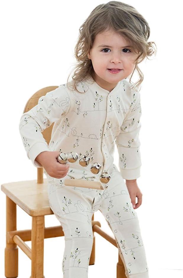 Pagliaccetto in cotone biologico per bambini Living Crafts taglia 74//80