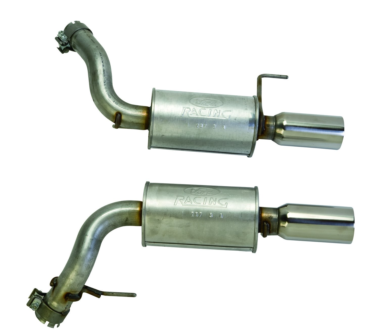 Ford M5230S Muffler for Ford Mustang '05-'09 by Ford (Image #1)