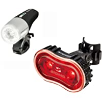 Sigma Speedster koplampen, uniseks, voor volwassenen, effen, eenheidsmaat