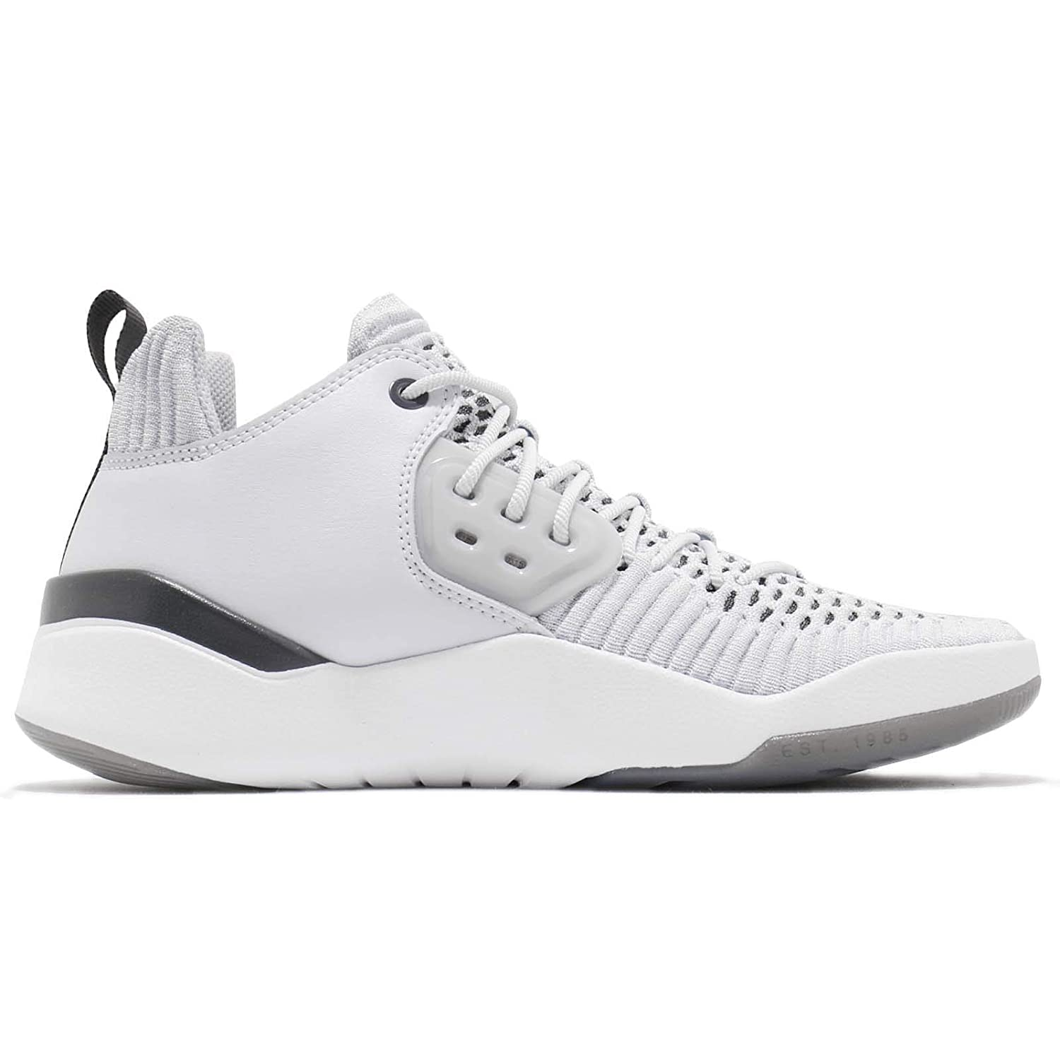 Amazon.com | Nike Air Jordan DNA LX GS Basketball Trainers AO2650 Sneakers Shoes (UK 3.5 us 4Y EU 36, Pure Platinum 002) | Running