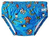 Baby Banz Baby Boys' Swim Diaper Print, Coolgardie Blue Print, 3 6 Months Small
