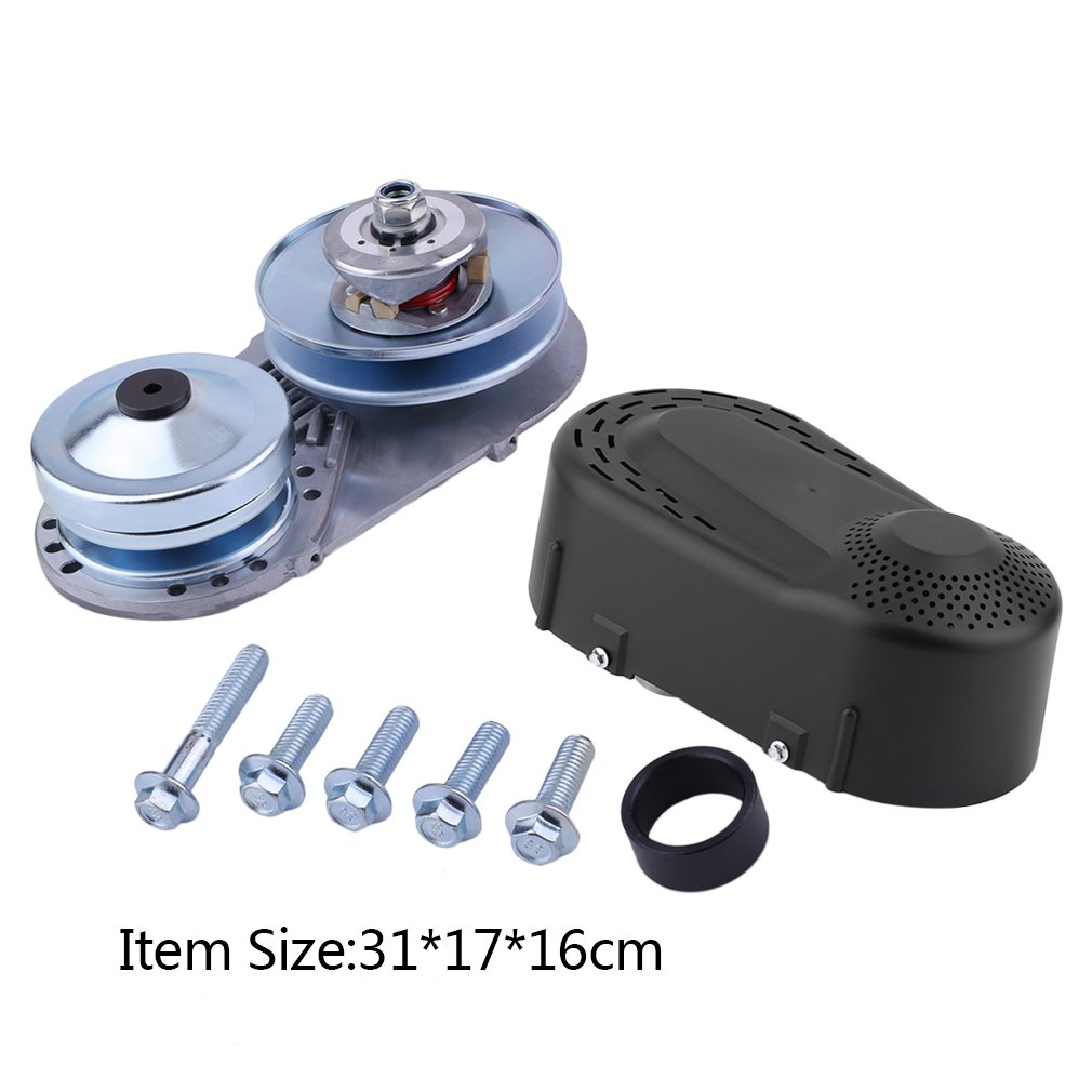20/30/40 Series Gokart Torques convertidor 1 Inch 3/4 Inch CVT embrague Go Kart Kit: Amazon.es: Jardín