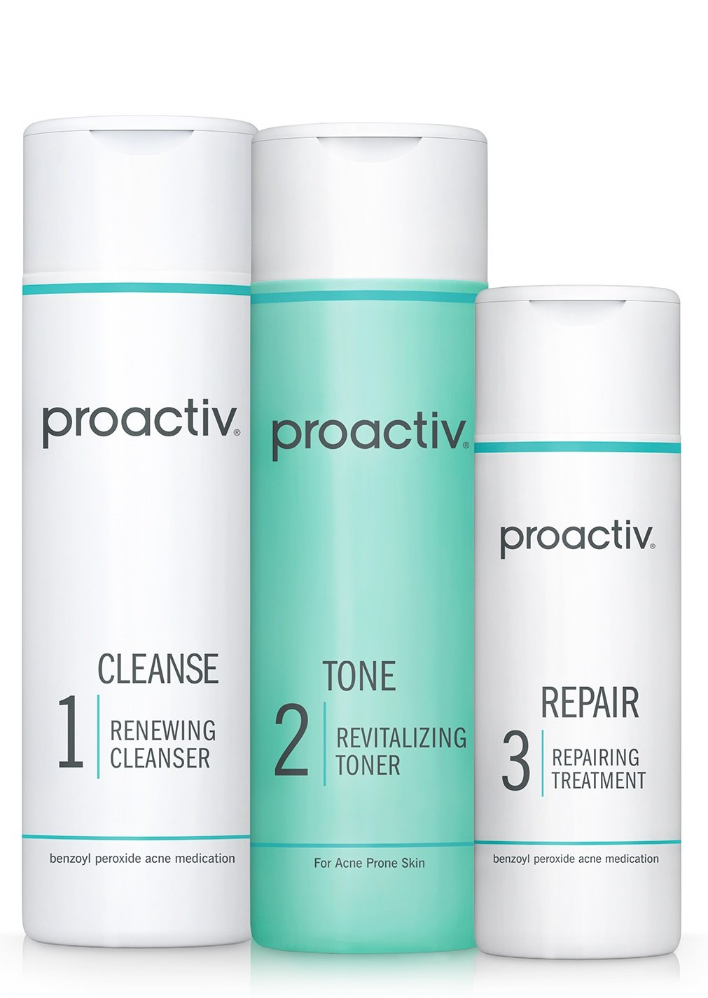 Proactive 3-Steps Acne Treatment