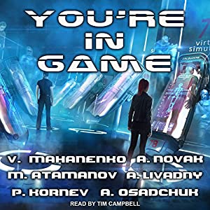 You're in Game! Audiobook