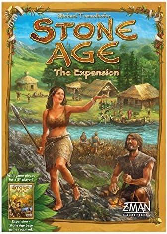 Stone Age: The Expansion Board Game by Z-Man Games: Amazon.es: Juguetes y juegos