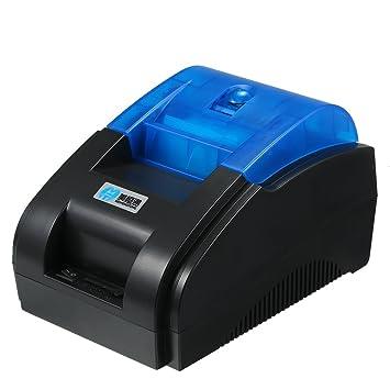 Docooler BT Impresora Qr Código Etiqueta Barcode Impresora ...