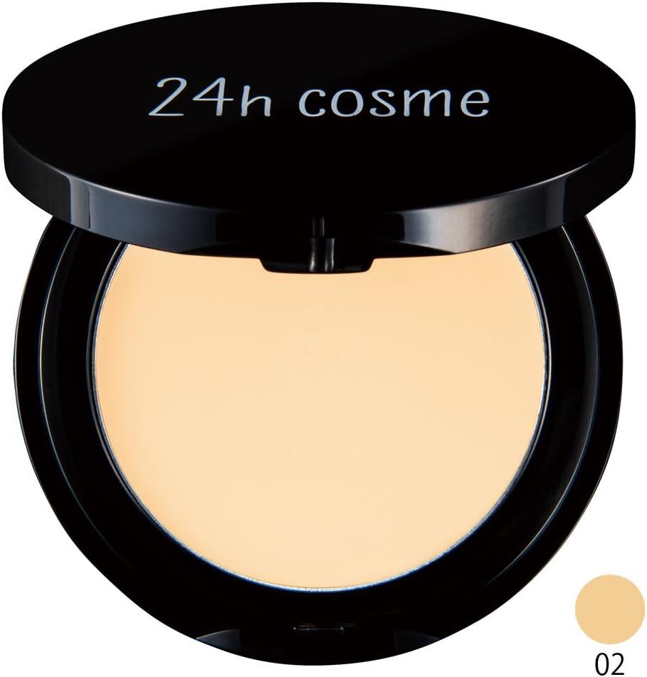 【24h cosme】24 ミネラルクリームファンデのサムネイル