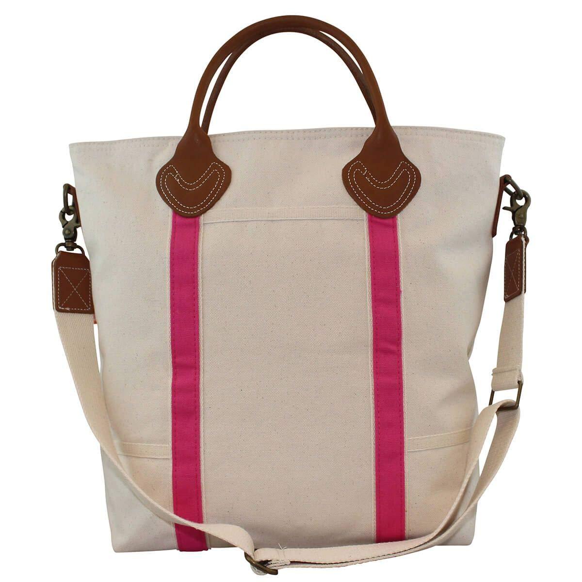 Flight Travel Bag Hot Pink