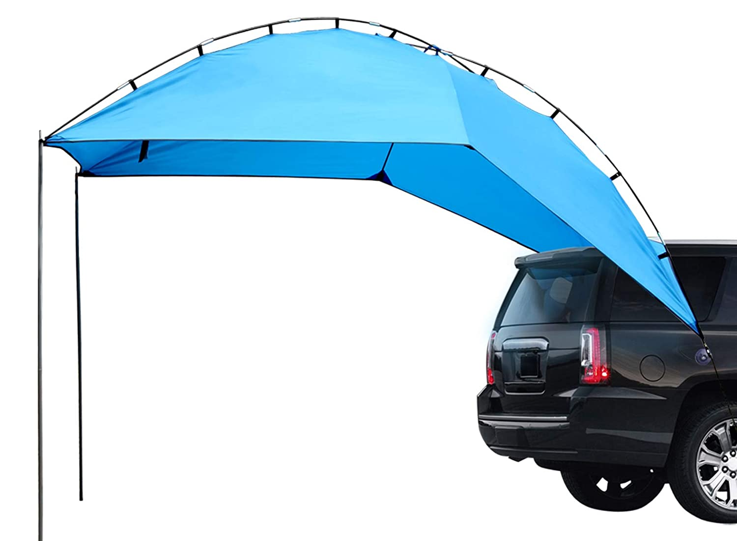 wholesale dealer 8fdc1 9617a Leader Accessories Easy Set Up Camping SUV Tent/Awning/Canopy/Sun Shelter  Tailgate Tent Beach Tent Waterproof Suitable for SUV Mini Van Campers RVs