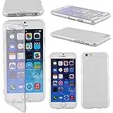 """ebestStar - Coque iPhone 6S 6 écran 4.7"""" - Housse Etui Coque Silicone Gel Portefeuille, Couleur Transparent [Dimensions PRECISES de votre appareil : 138.1 x 67 x 6.9 mm, écran 4.7'']"""