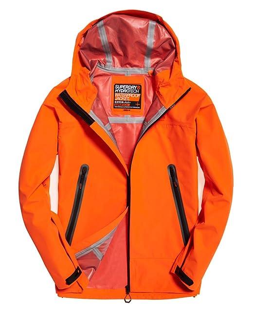 giacche superdry impermeabili