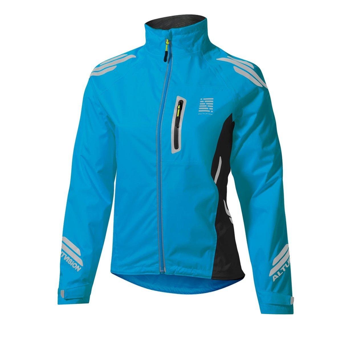 Altura Dynamic Blue-Black 2016 Night Vision Womens Waterproof MTB Jacket