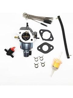 CQYD New 15004-0962 Carburetor with Choke For Kawasaki Carb 15004-7010 FJ180V REPL Toro 22298 22189,Fits Commercial Choke Style