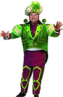 Adult champion racing suit costume