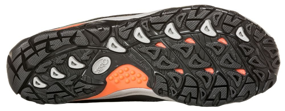 Oboz Juniper Low Hiking Shoe - Women's Thyme/Coral 10.5 by Oboz (Image #2)