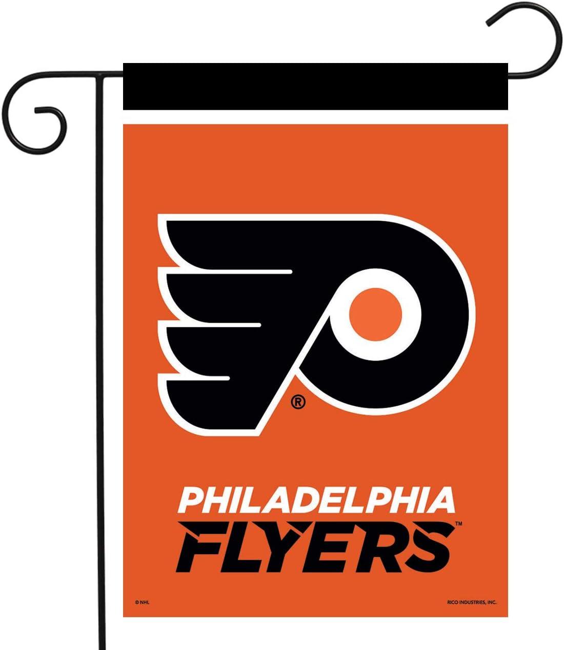 Sparo Philadelphia Flyers Garden Flag Hockey Licensed 12.5
