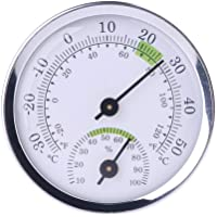 Turbobm Medidor de Temperatura y Humedad montado en