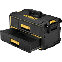 $24 » DEWALT Tool Organizer, 2 Drawers, Tough System (DWST08290)