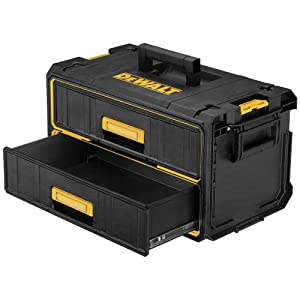 DEWALT Tough System 2 Drawers (DWST08290)