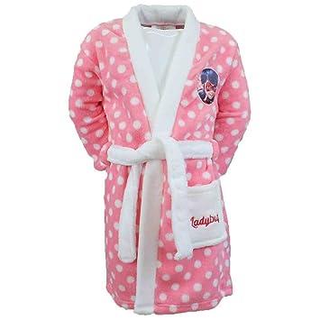 style de mode nombreux dans la variété les clients d'abord GUIZMAX Peignoir Miraculous Ladybug 6 Ans Robe de Chambre ...