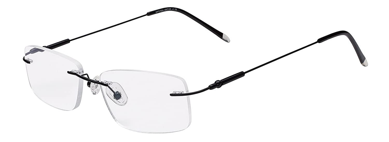Amazon com: Select-A-Vision Optitek Hi-Tech Anti Glare Rimless