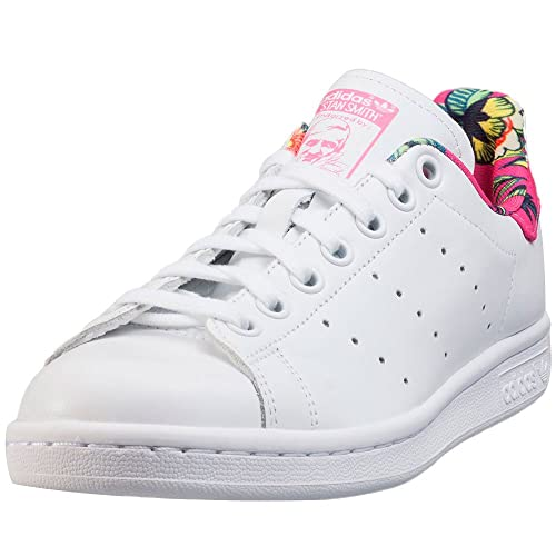 Adidas Stan Smith W Scarpe Low-Top, Donna, bianco rosa, 37 1