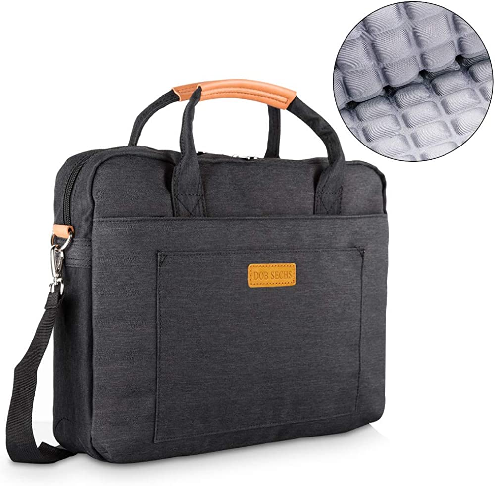 Laptop Cases Tablet bag Briefcase Shoulder Messenger Carrying Handbag Women Men