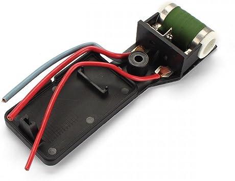 For MINI COOPER 2003-2008 Car RADIATOR FAN Heater RESISTOR SWITCH